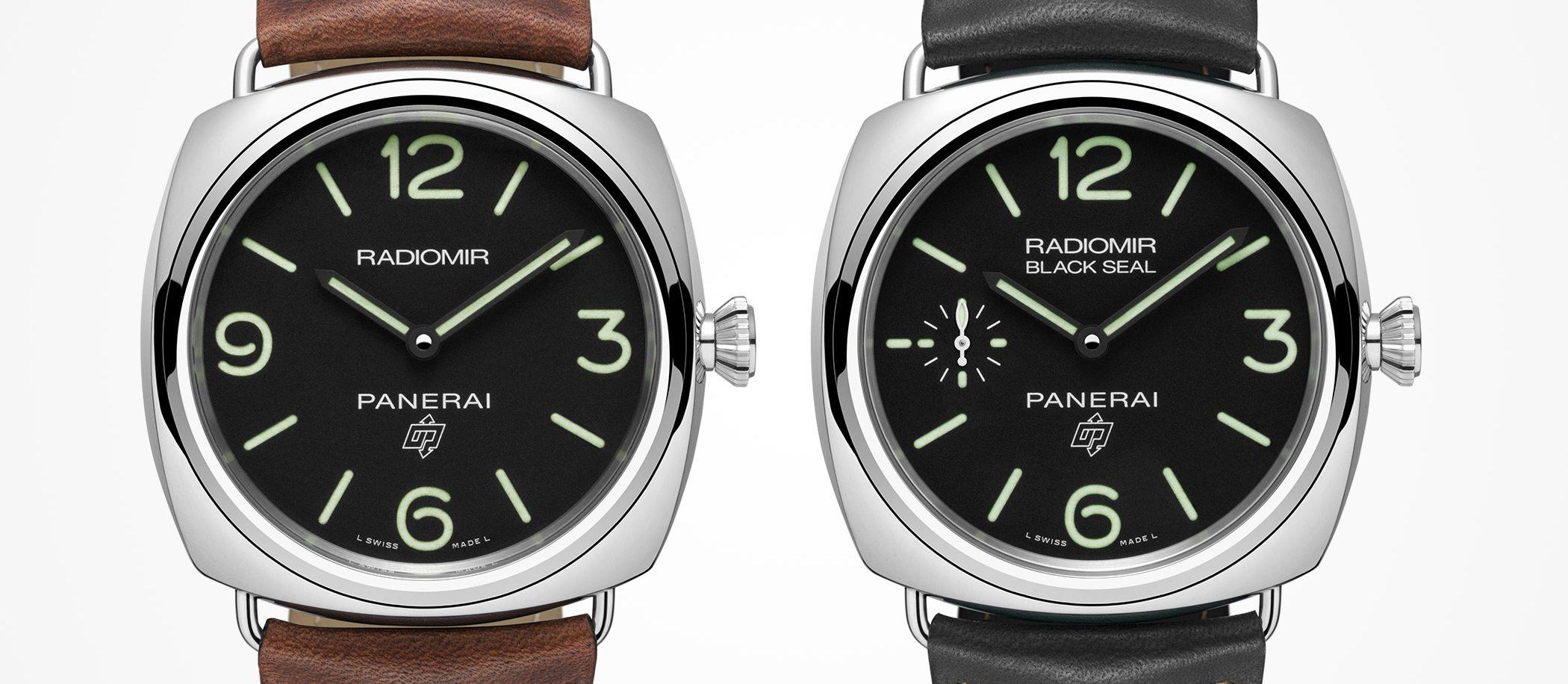 Panerai Radiomir PAM00753 PAM00754