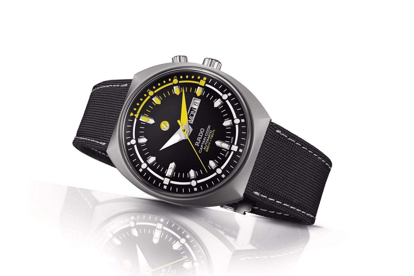 Rado Tradition Captain Cook MKIII Automatic [cena]