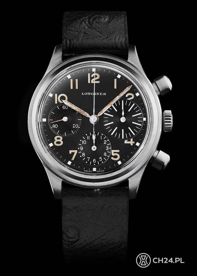 oryginalny Avigation BigEye / foto: hodinkee.com