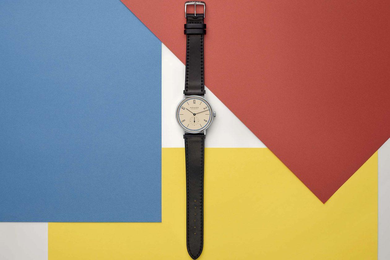 "NOMOS Tangente ""A Century of Bauhaus"" Limited Edition"