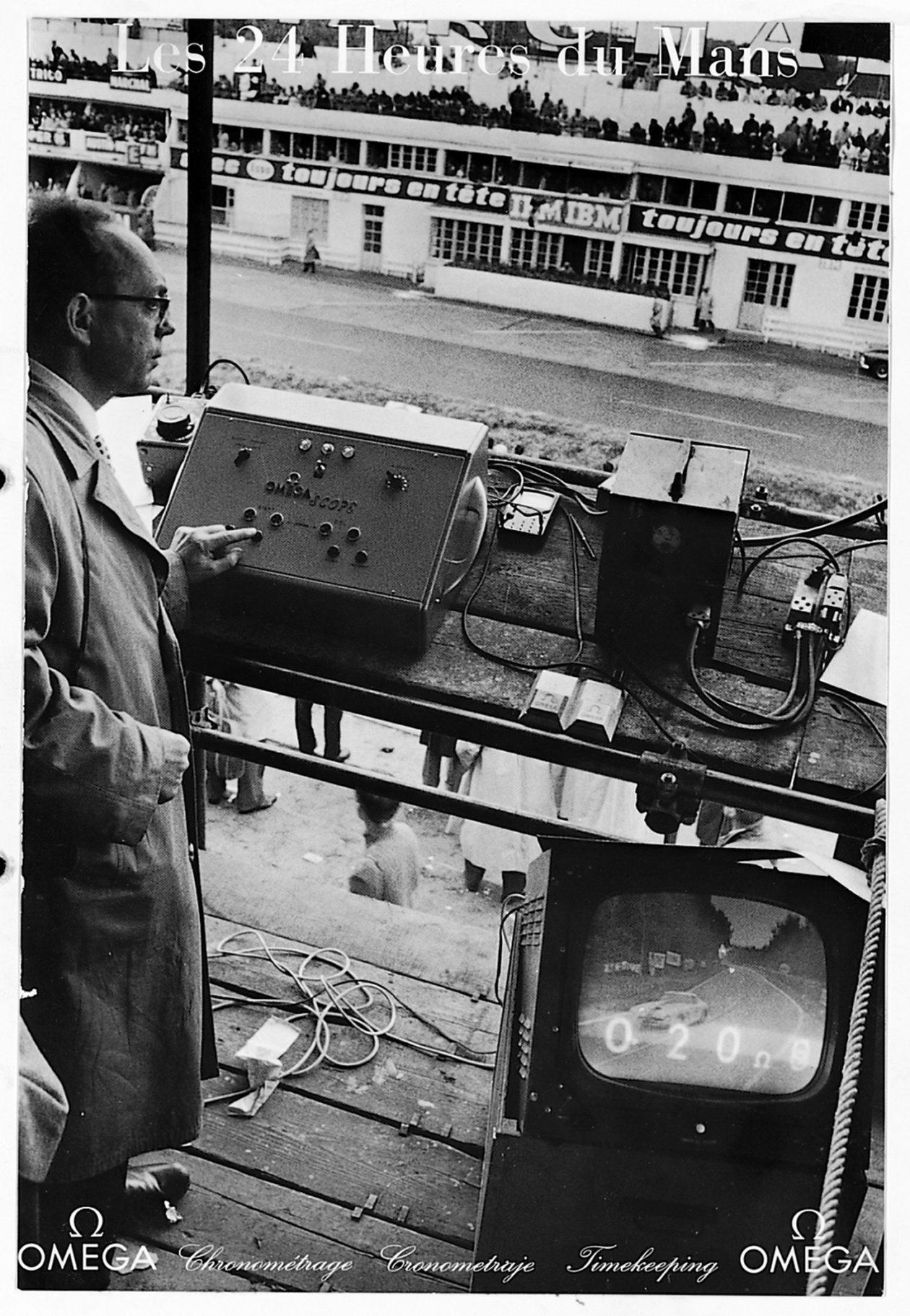 Omegascope - 1964 rok