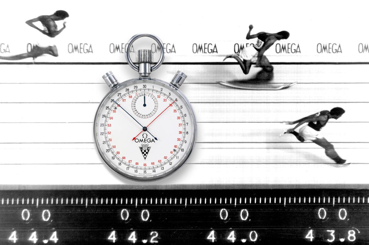 Dzieje zegarmistrzostwa W blokach startowych – historia chronometrażu