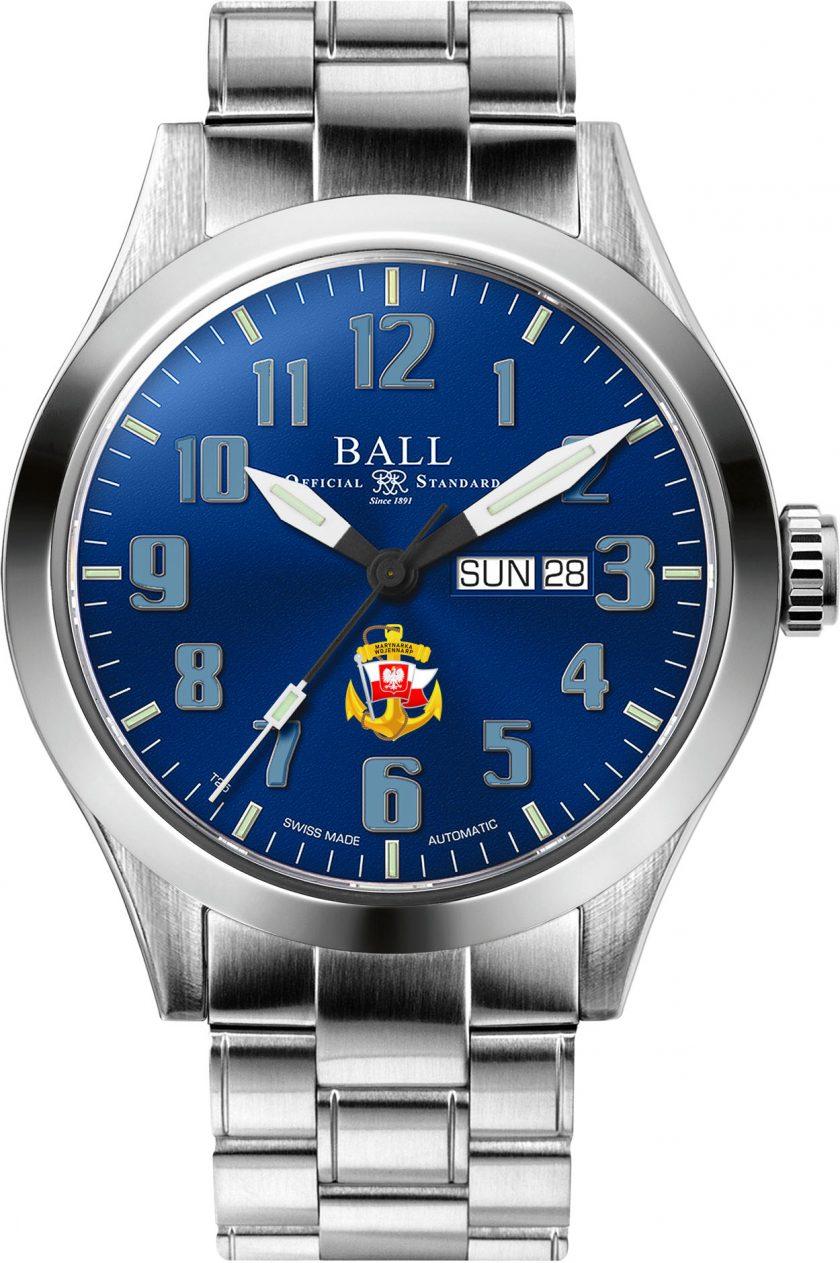 Ball Engineer III Polish Navy
