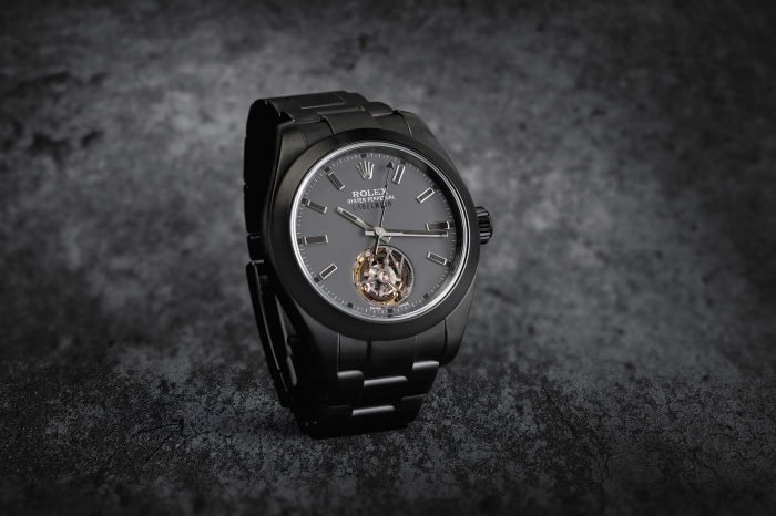 Rolex Tourbillon od Label Noir