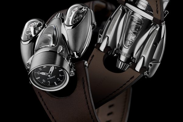 "MB&F Horological Machine No.9 ""Flow"" - the Air"