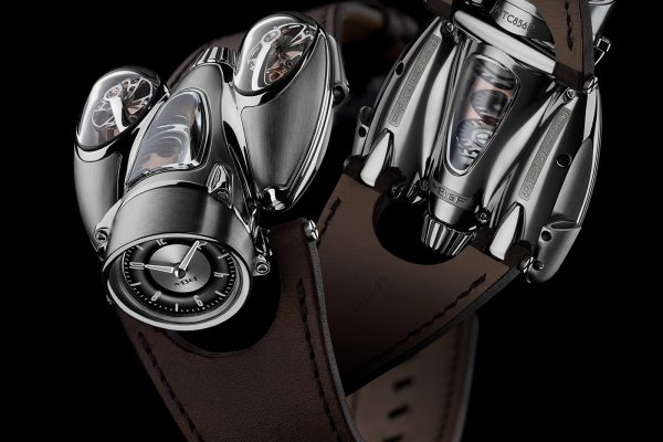 "MB&F Horological Machine No.9 ""Flow"" - the Road"