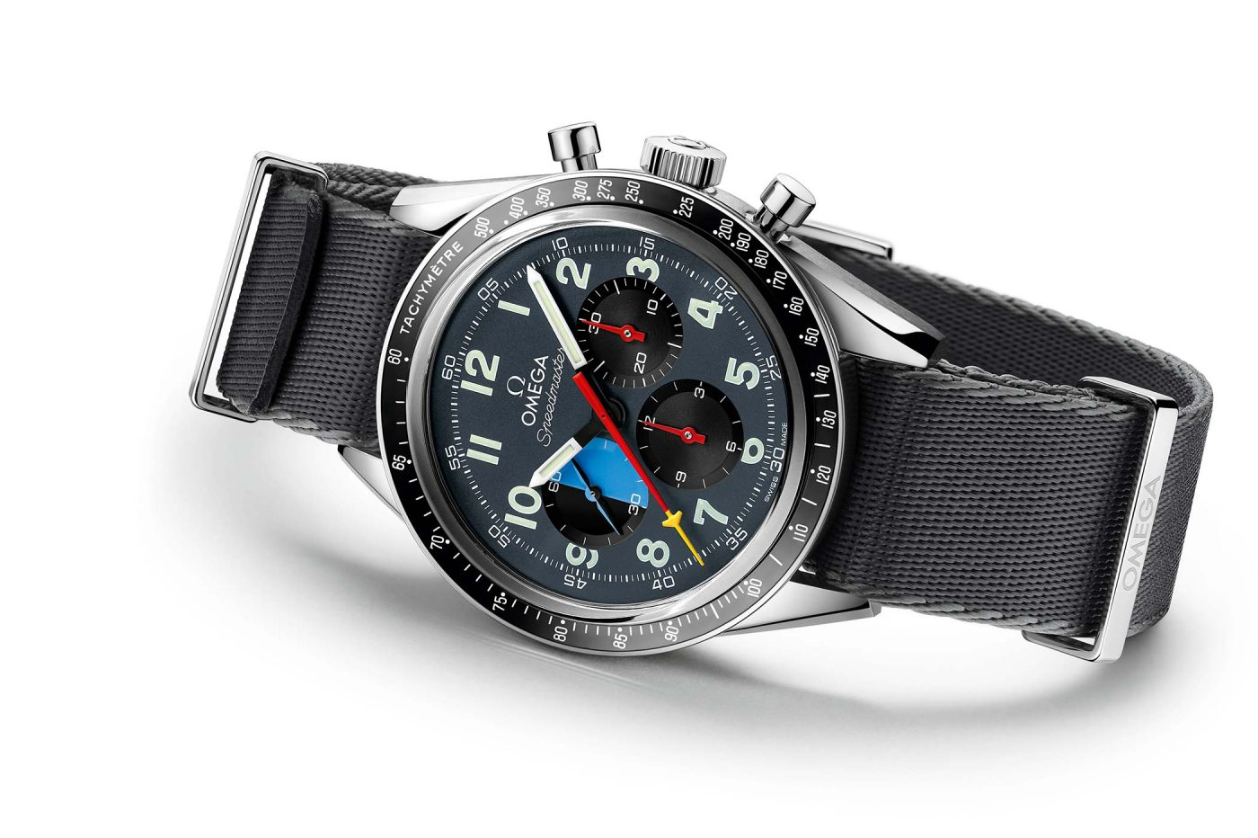 "Omega Speedmaster ""Hodinkee 10th Anniversary"" Limited Edition"