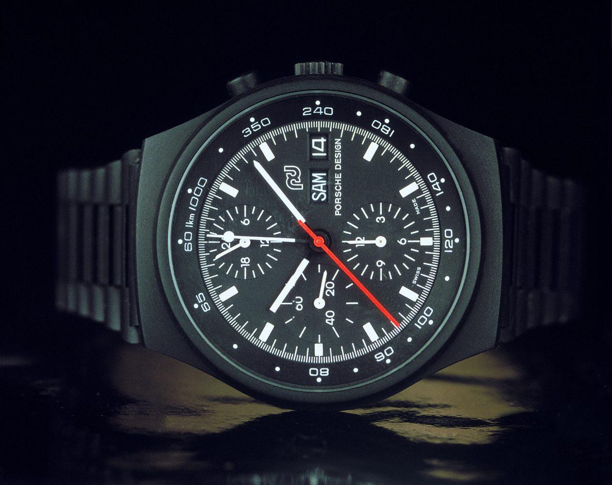 Porsche Design 1972 Chronograph