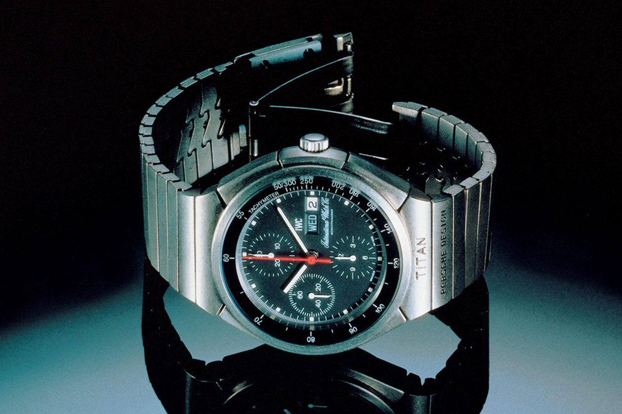 IWC & Porsche Design