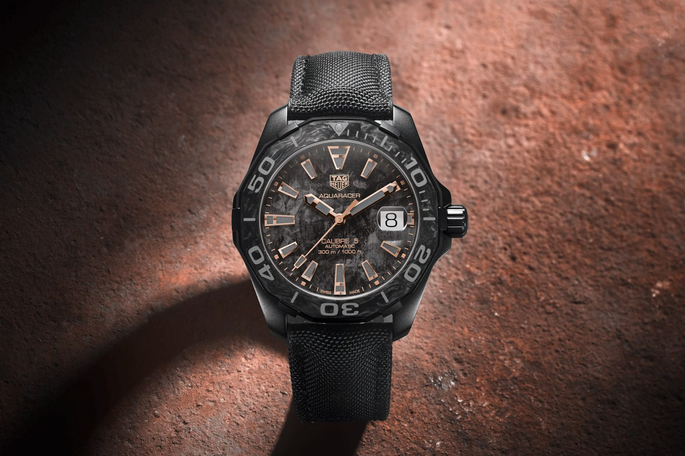 TAG Heuer Carbon Aquaracer