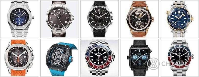 Zegarek sportowy - nominacje