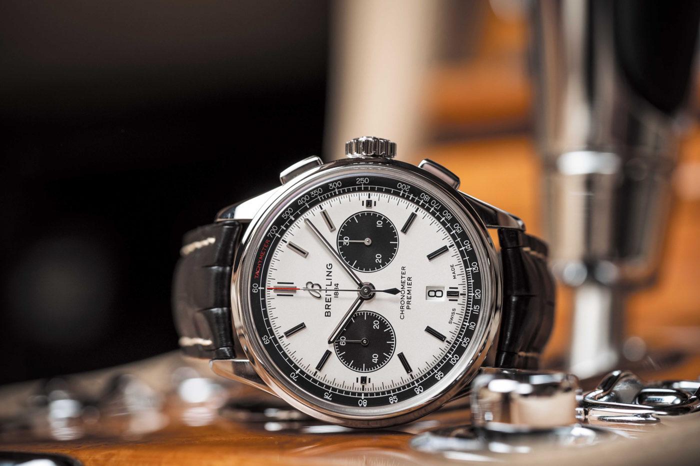 Breitling Premier – Chronograph, Day-Date oraz Automatic [dostępność, cena]