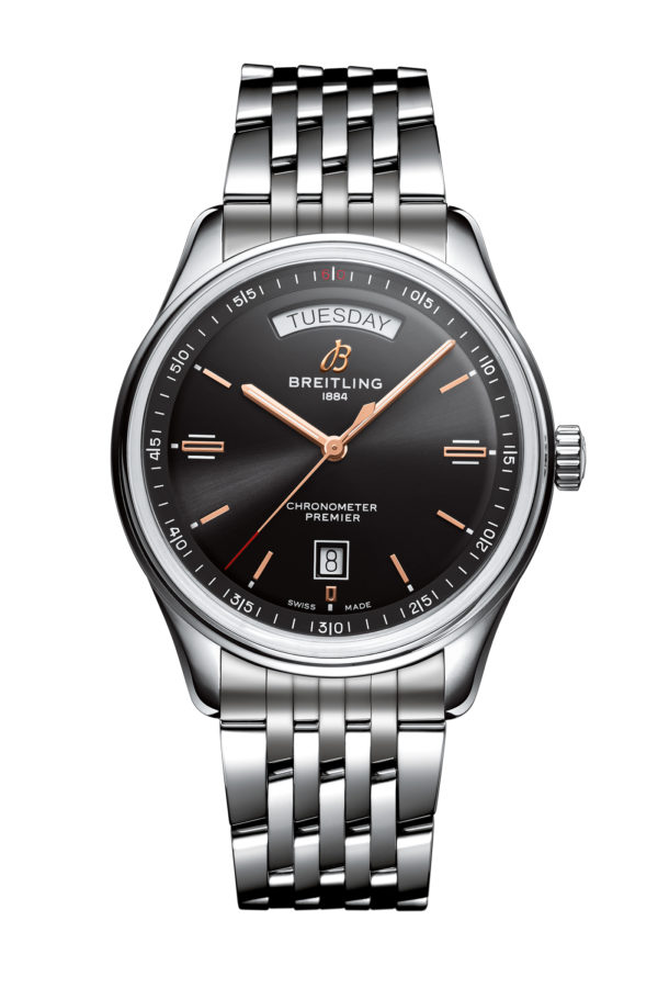Breitling Premier Automatic Day-Date 40