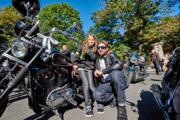 Distinguished Gentleman's Ride 2018 – Warszawa