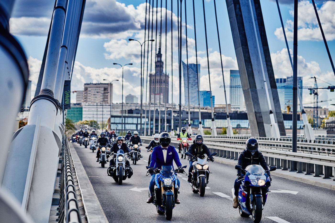 Distinguished Gentleman's Ride 2018 – Warszawa [dużo zdjęć]