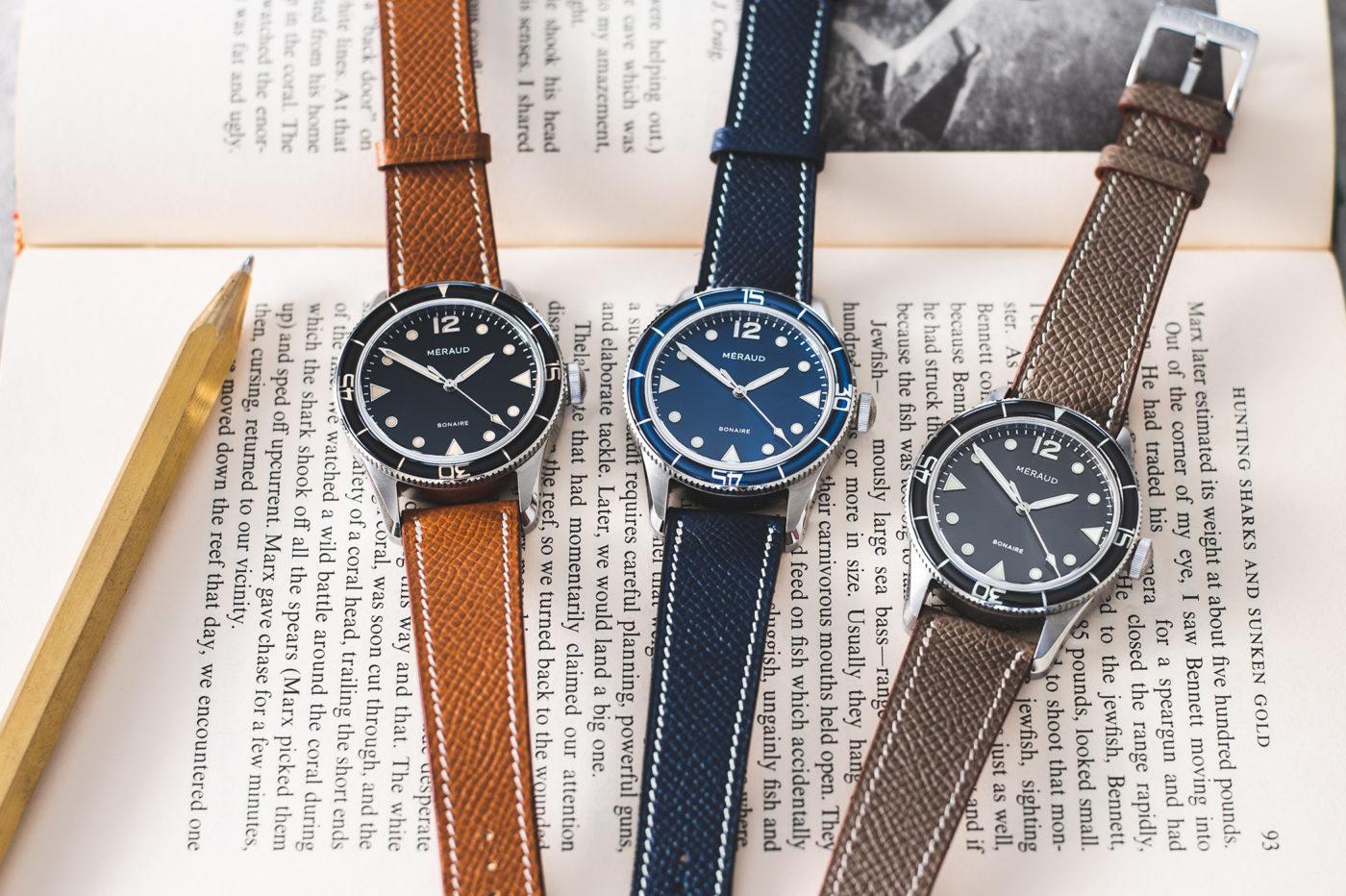 Méraud Bonaire – nowa marka z Belgii na Kickstarterze [dostępność, cena]