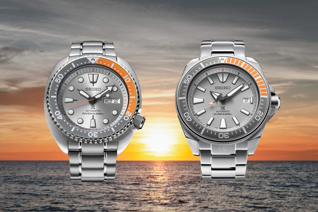 "Seiko Prospex ""Dawn Grey Series"" Limited Edition"