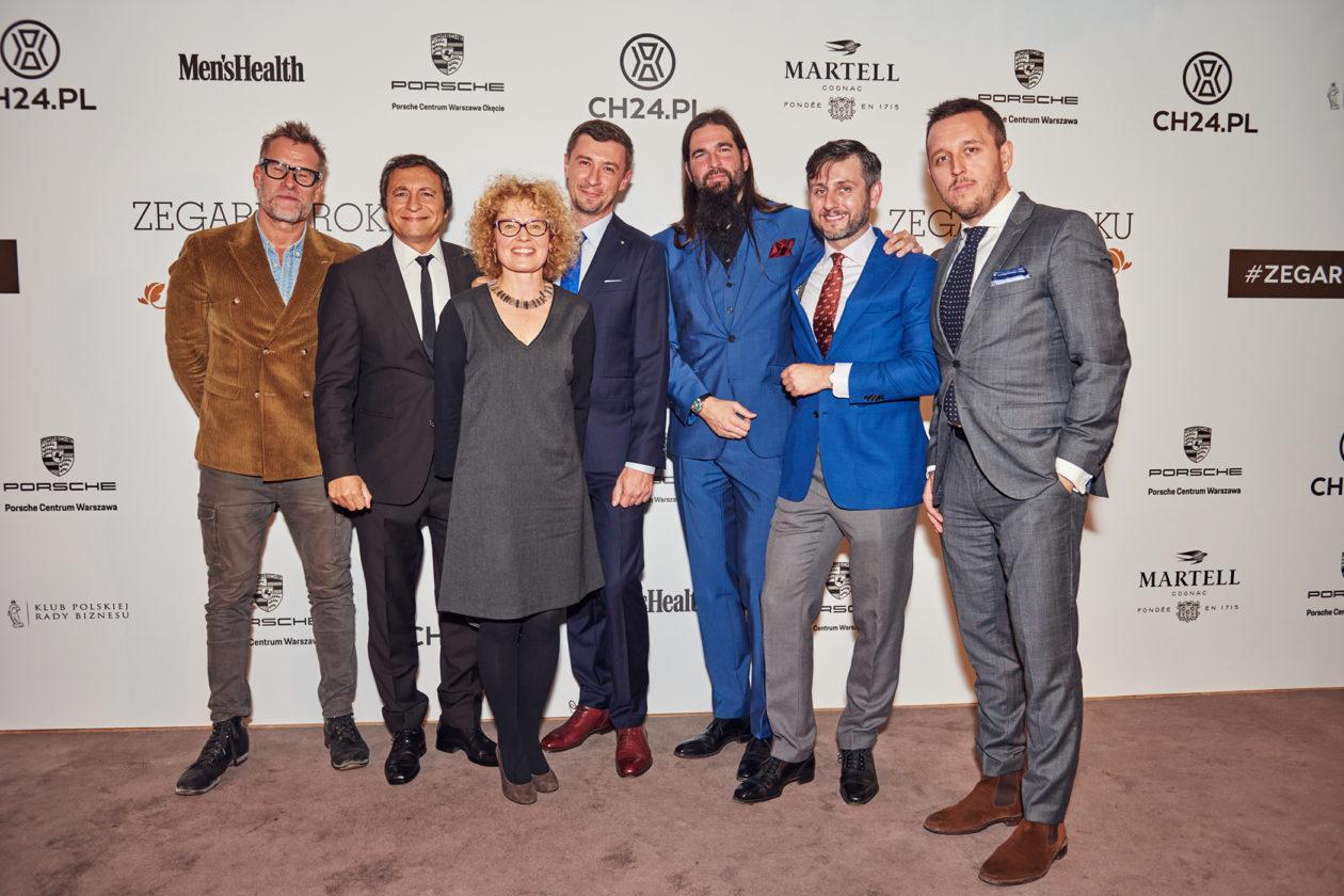 Zegarek Roku 2018 - jury konkursu