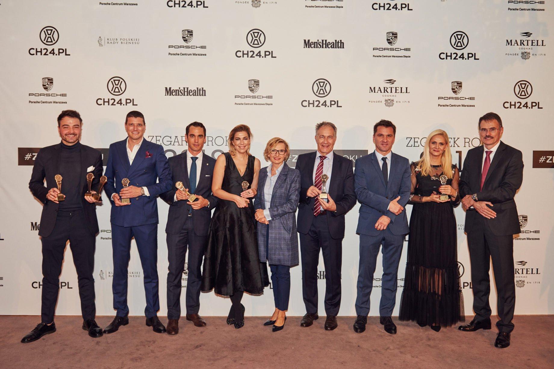 Zegarek Roku 2018 – zwycięzcy 9. edycji