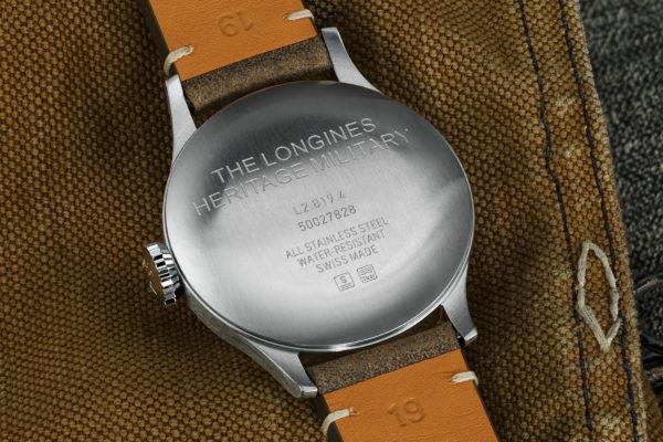 Longines Heritage Military