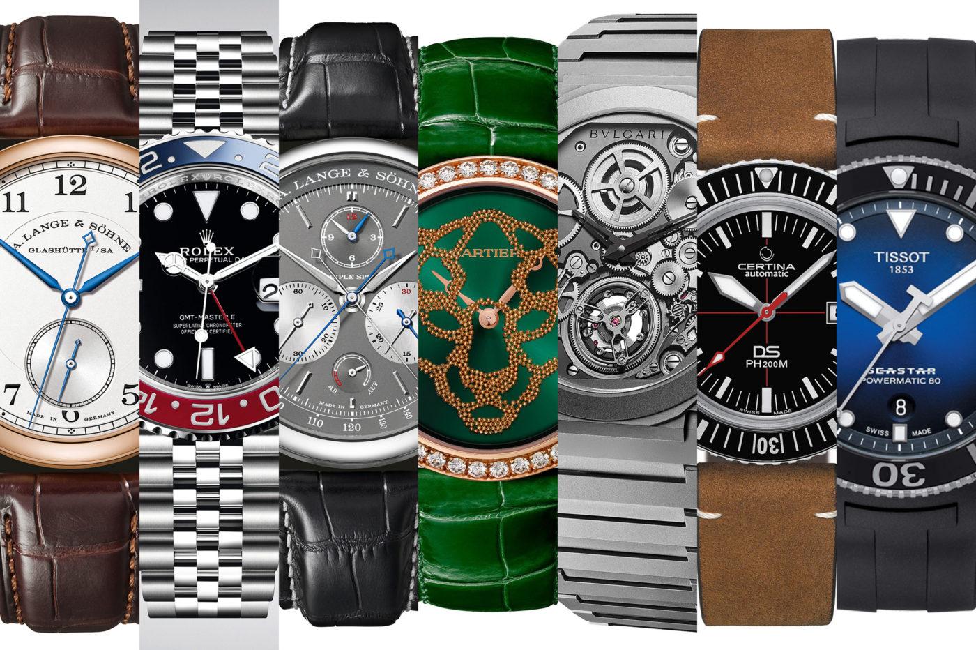 Zegarek Roku 2018 – zwycięzcy