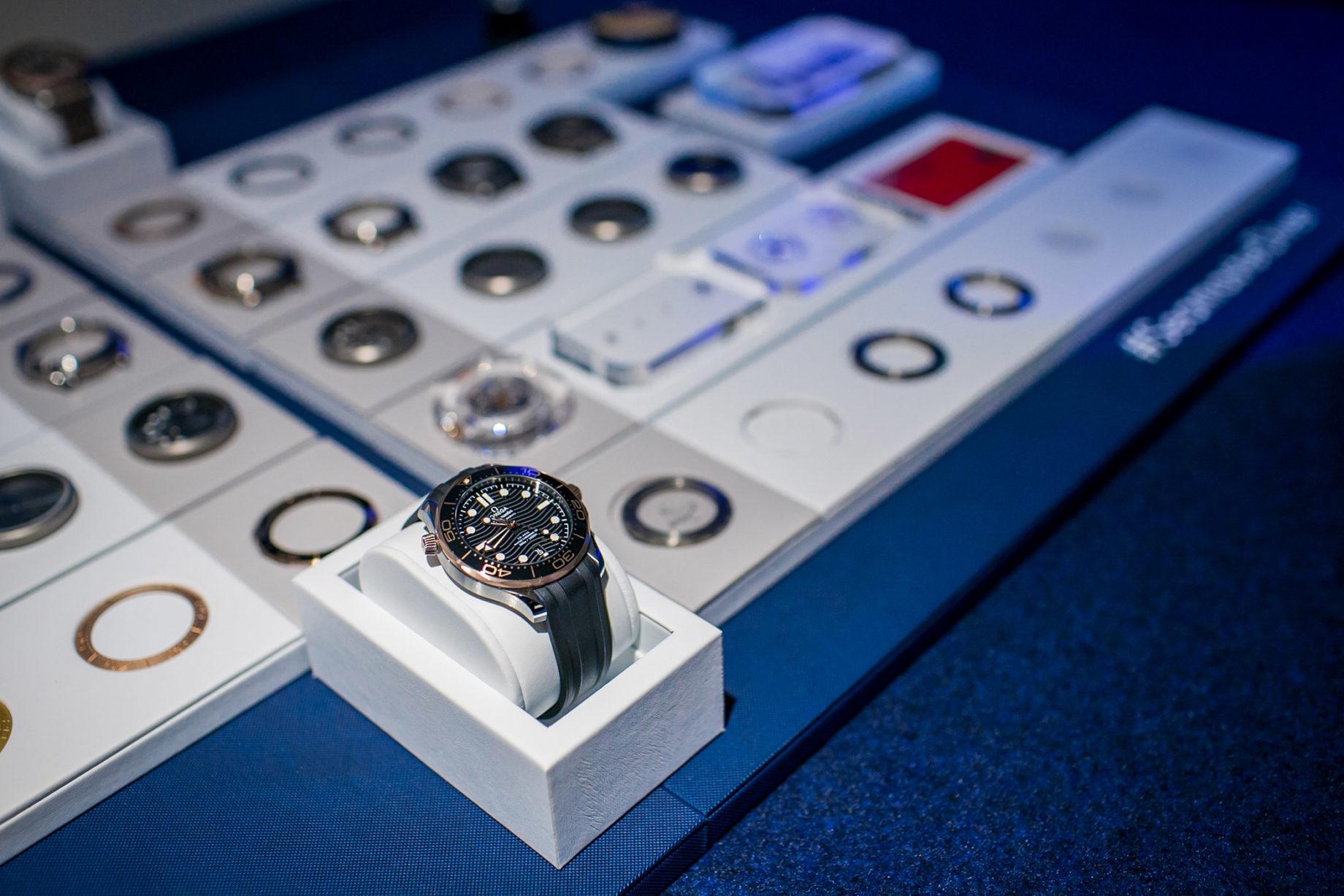Omega Seamaster 300M - polska premiera zegarka