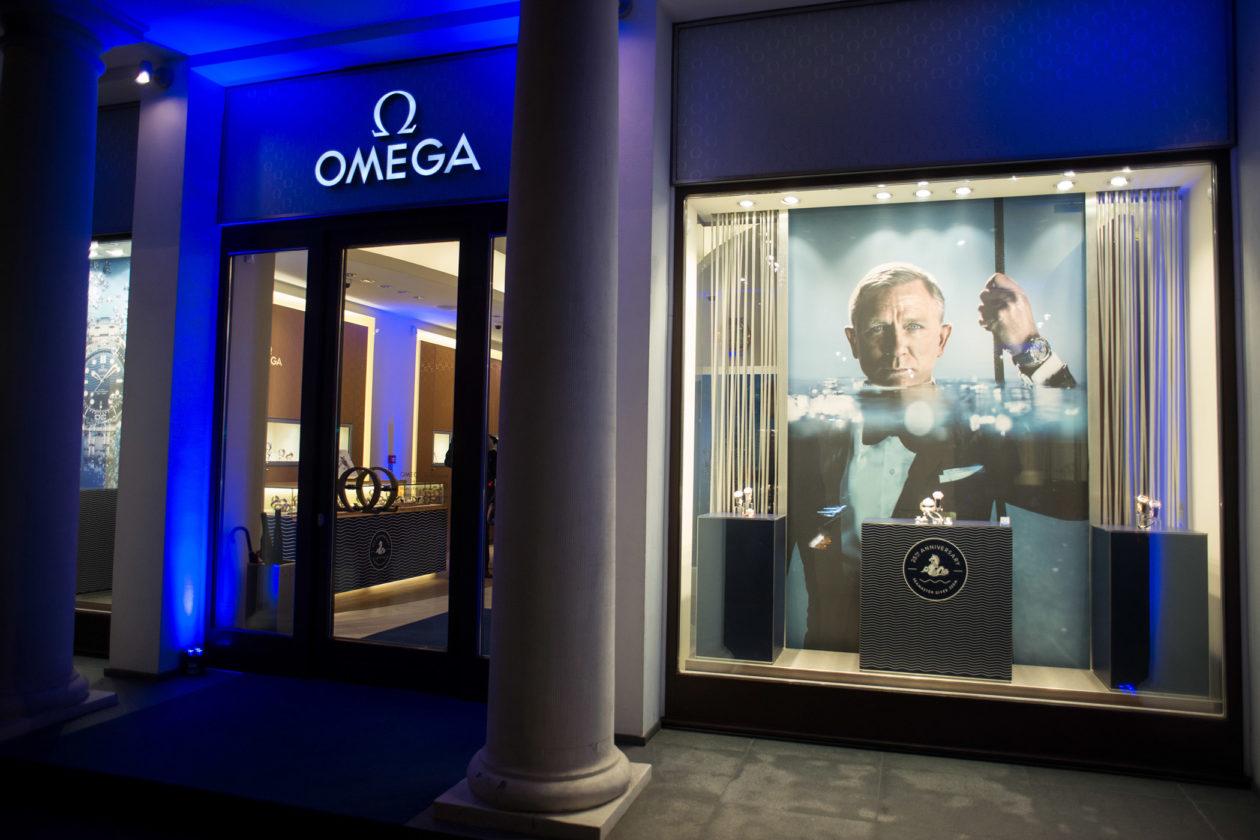 Butik Omega w Warszawie