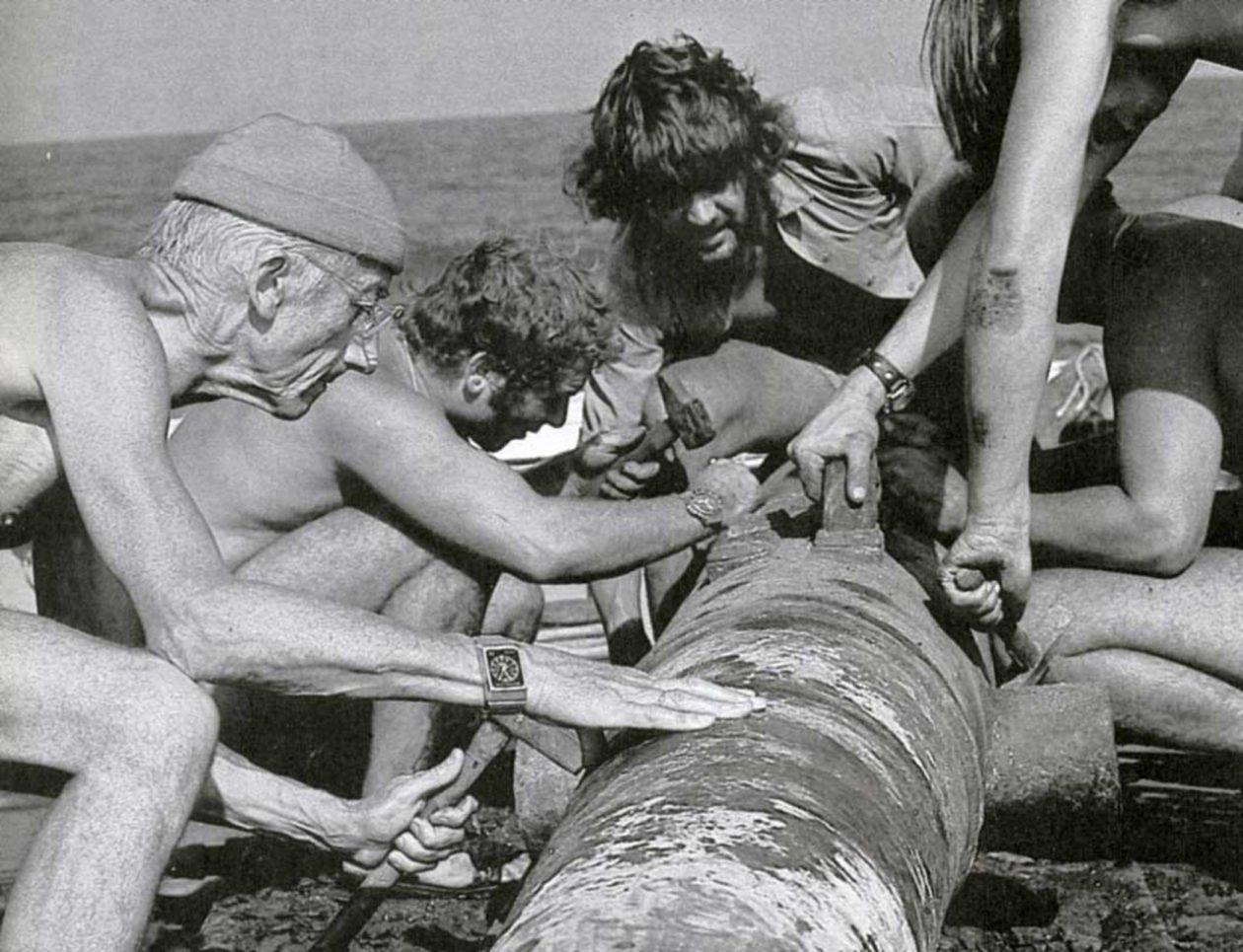 Jaqcues Cousteau
