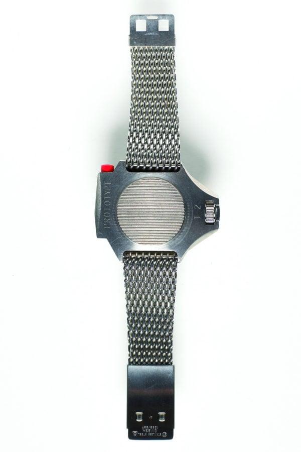 Omega Ploprof - prototyp z tytanu