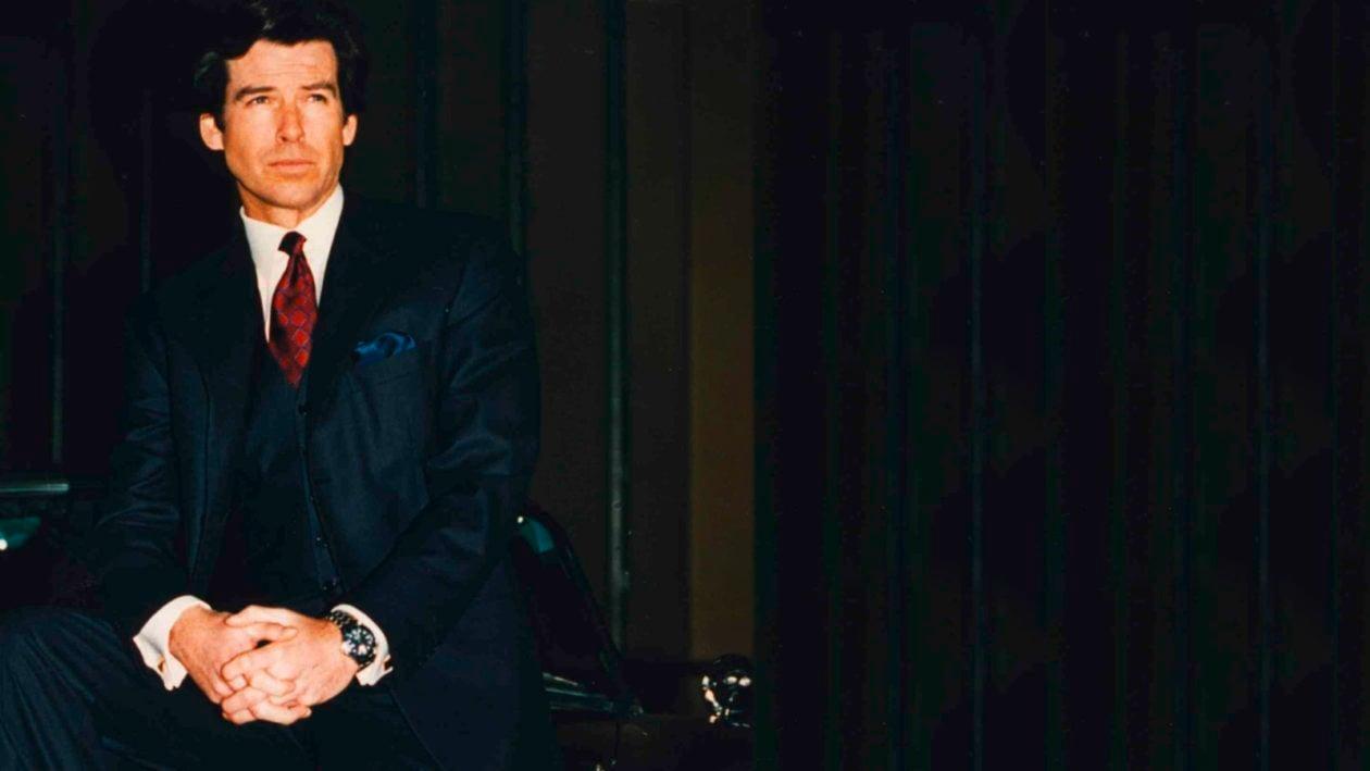 Seamaster 300M - James Bond Pierce Brosnan - GoldenEye / foto: monochrome-watches.com