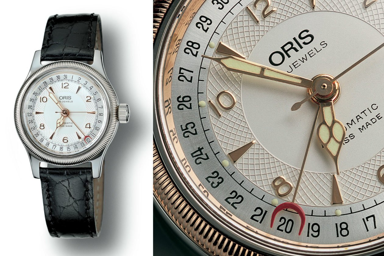 Oris Big Crown Pointer Date z 1984 roku
