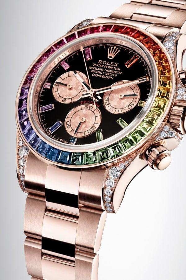 "Rolex ""Rainbow"" Daytona Ref. 116595 RBOW"