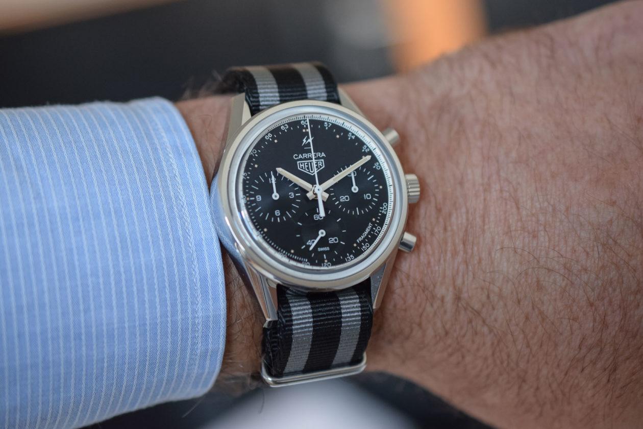 TAG Heuer Carrera Fragment / foto: monochrome-watches.com
