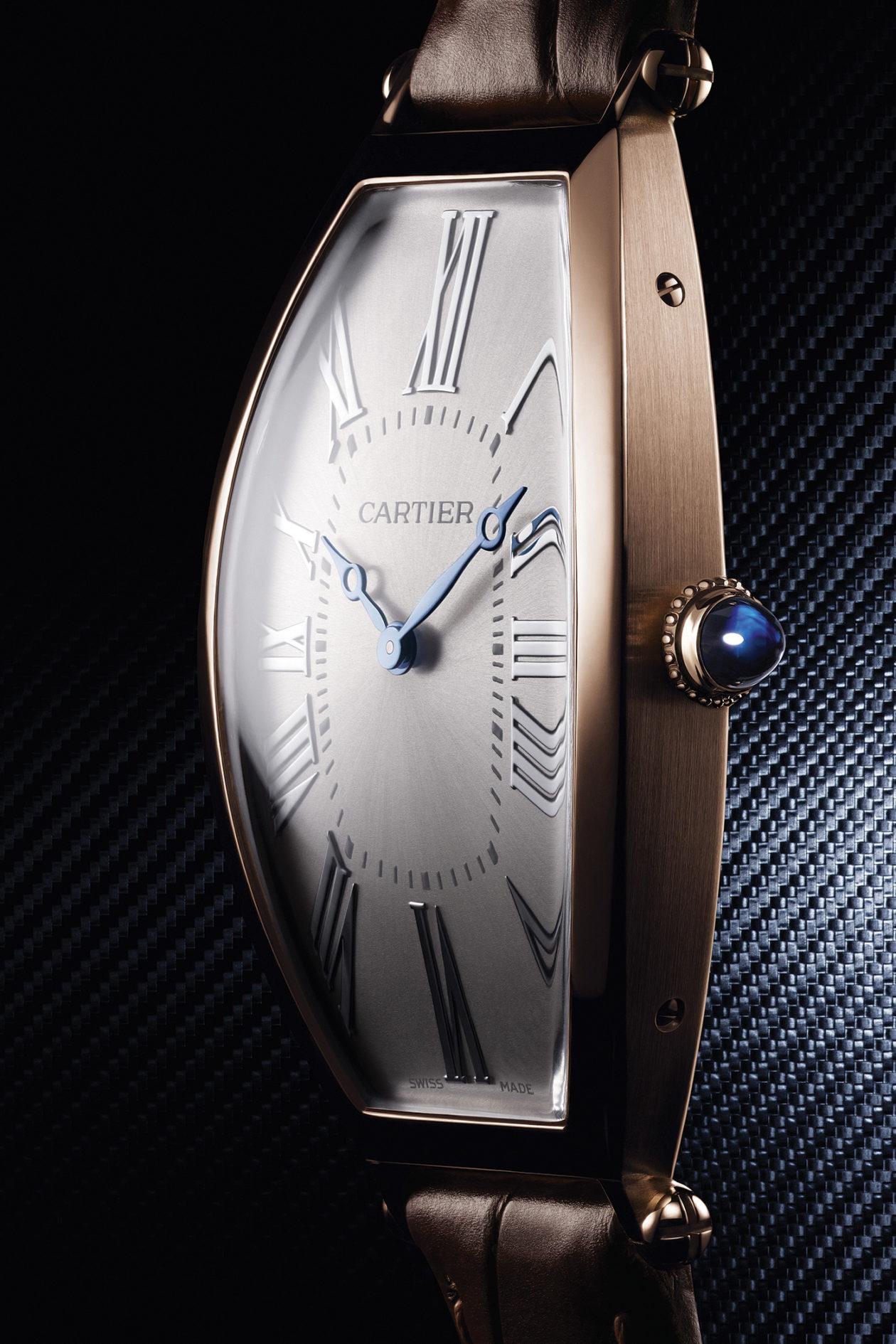 Cartier Privé Tonneau Large