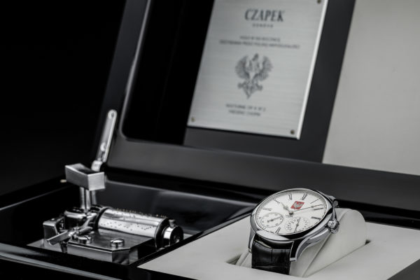 "Czapek Quai des Bergues ""100th Anniversary – Tribute to Poland"""