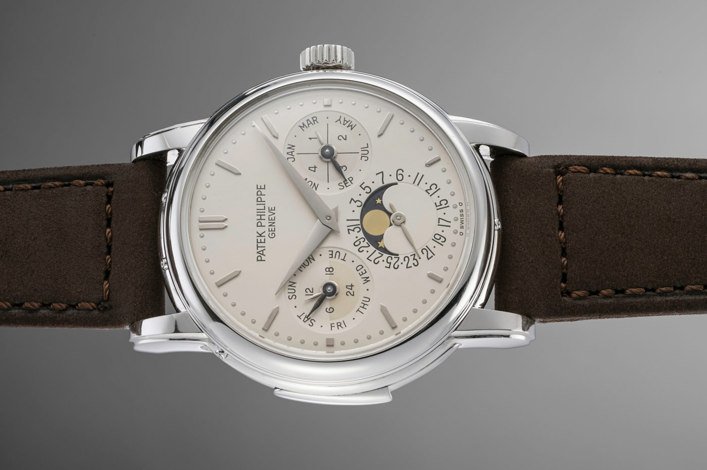 Aukcje Phillips – The Geneva Watch Auction: EIGHT