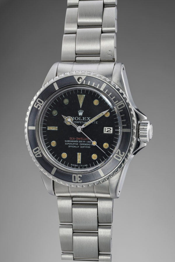 "Rolex Sea-Dweller ""Single Red"" Ref.1665"