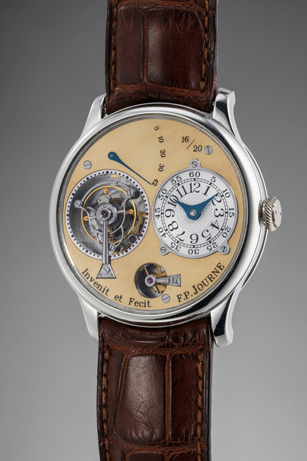 F.P. Journe Tourbillon Soveraine