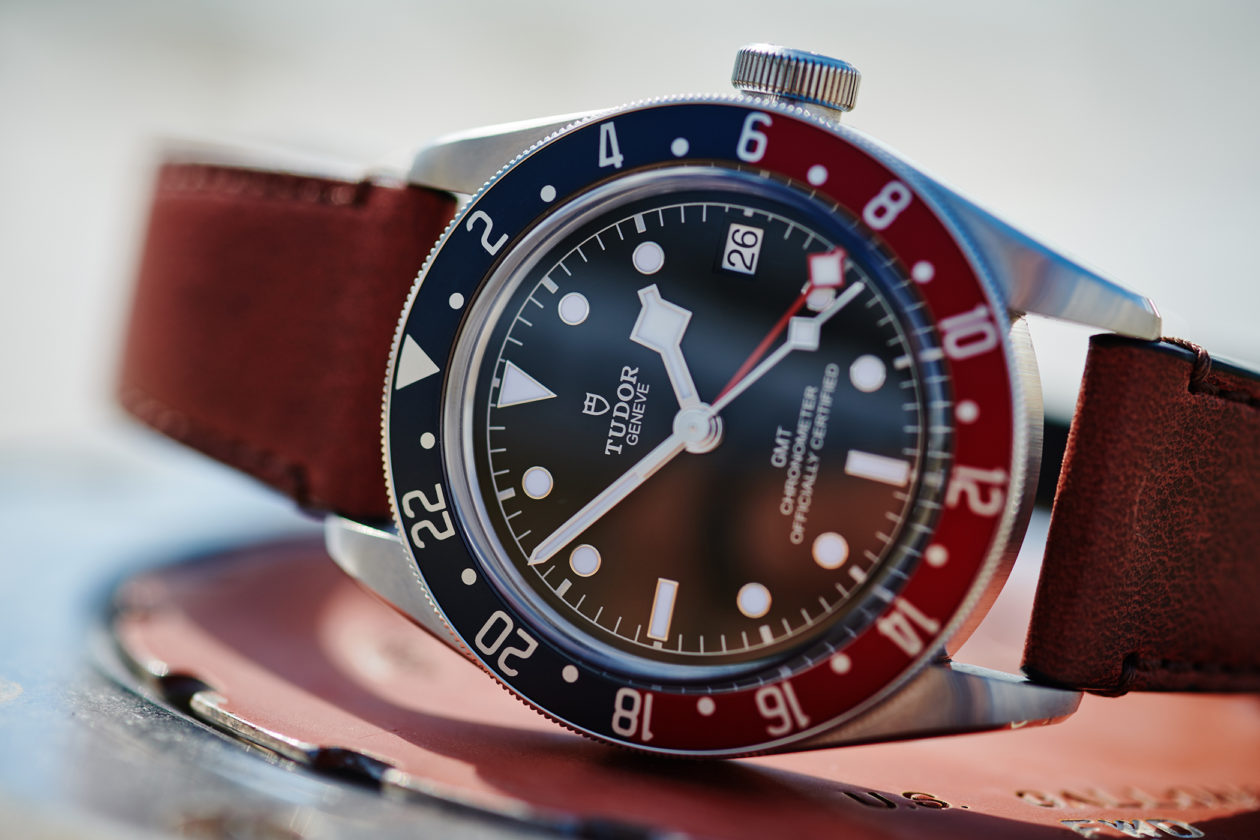 Tudor Heritage Black Bay GMT