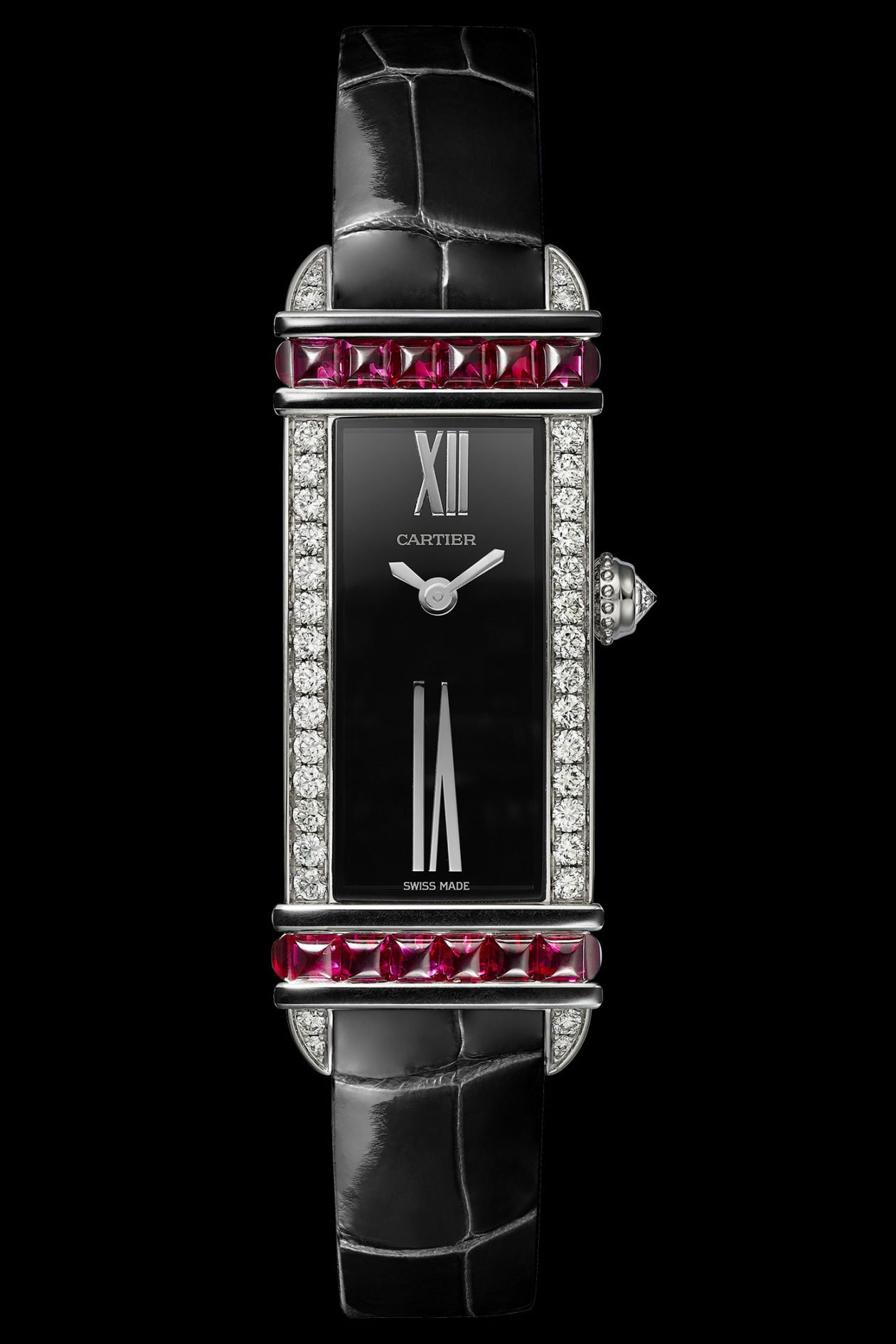 Cartier Libre Tank Chinoise Red