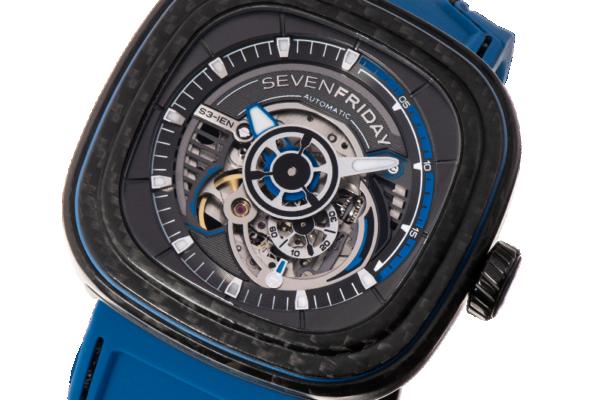 SevenFriday S3/02 Carbon Edition