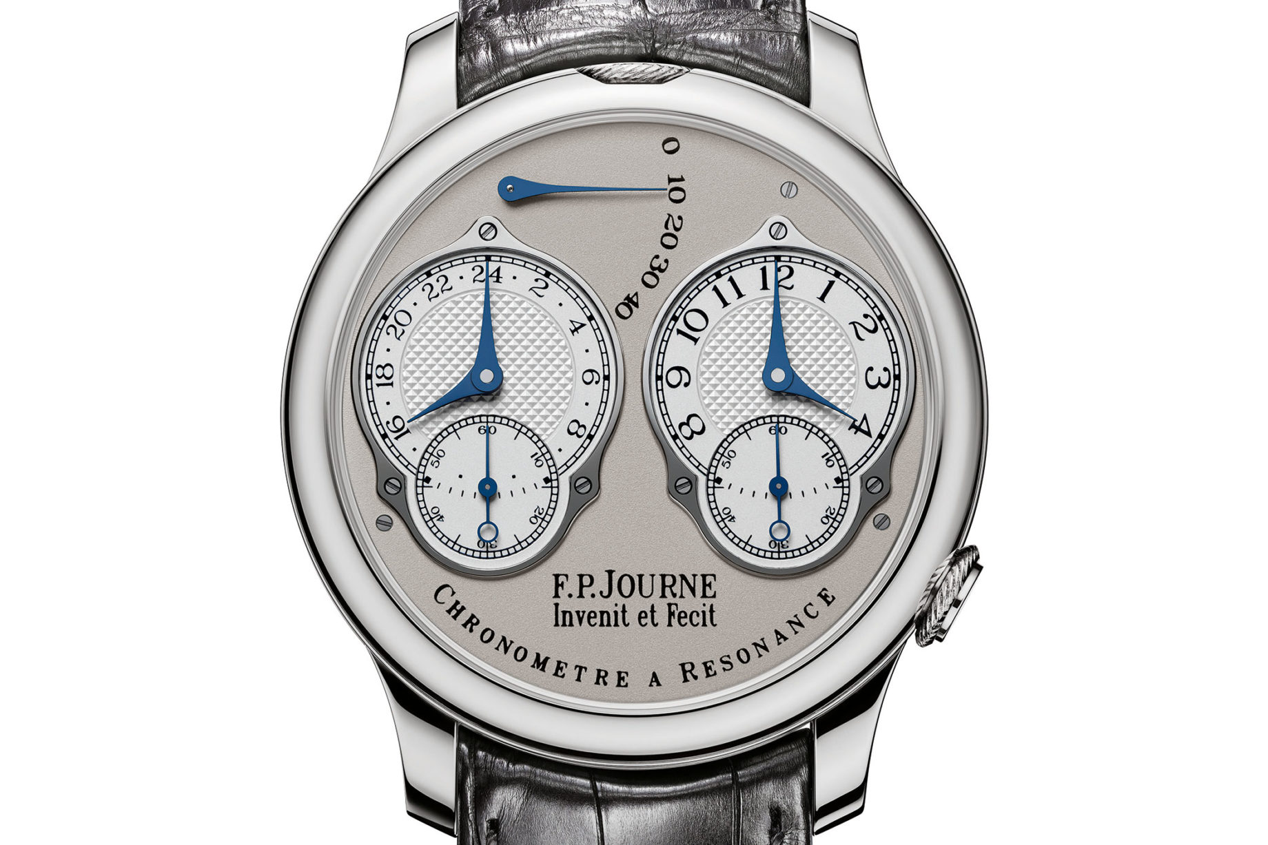 F.P. Journe Chronometre a Resonance 24 Hour