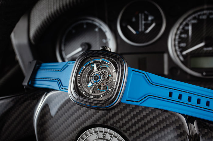 SevenFriday S3/02 Carbon Edition