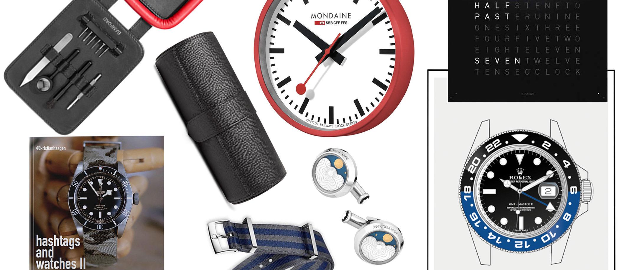 Pomysły na prezent dla miłośnika zegarków