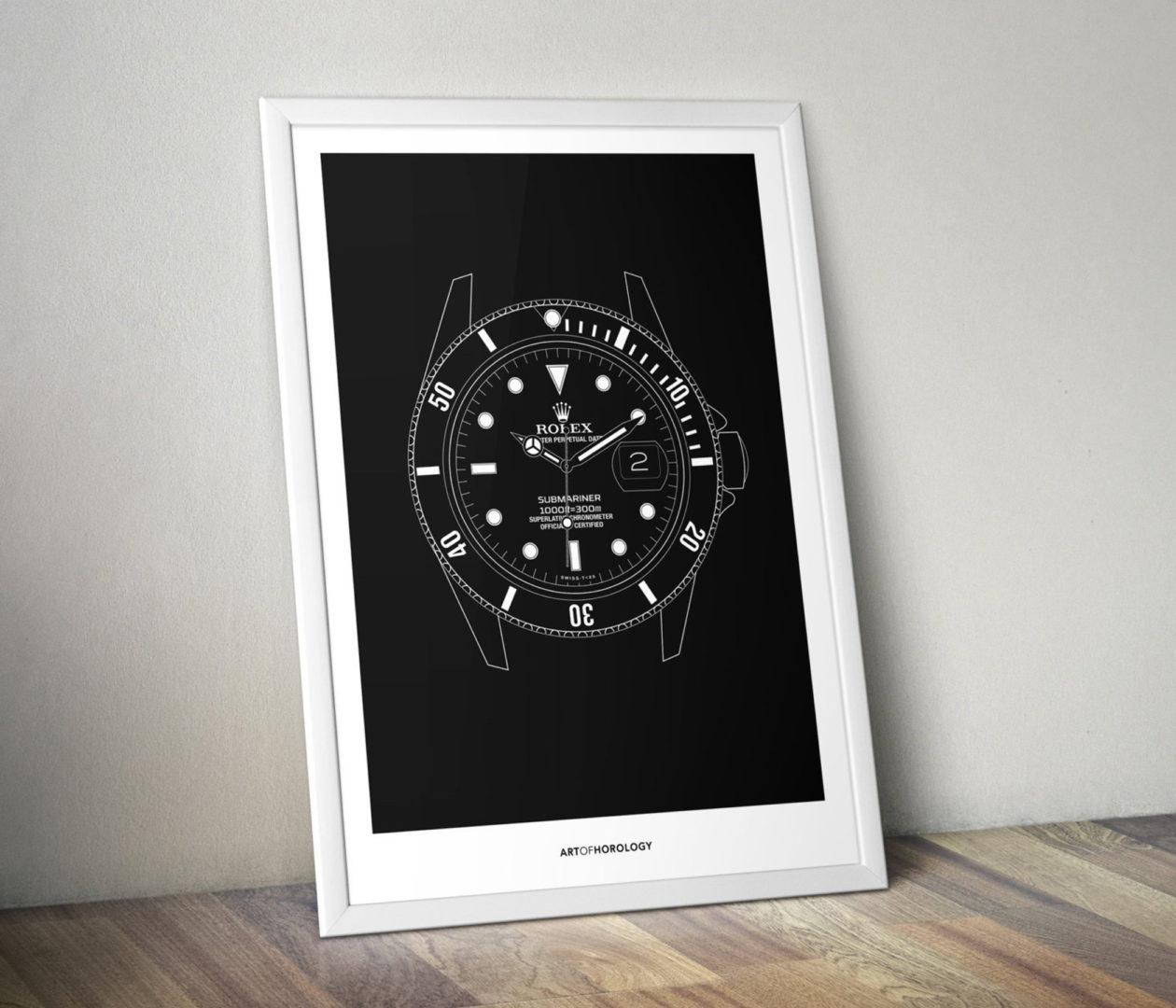 Grafiki zegarkowe / foto: Art of Horology