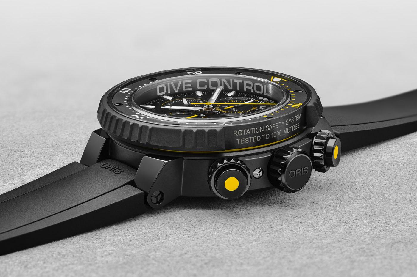 Oris ProDiver Dive Control Limited Edition [dostępność, cena]