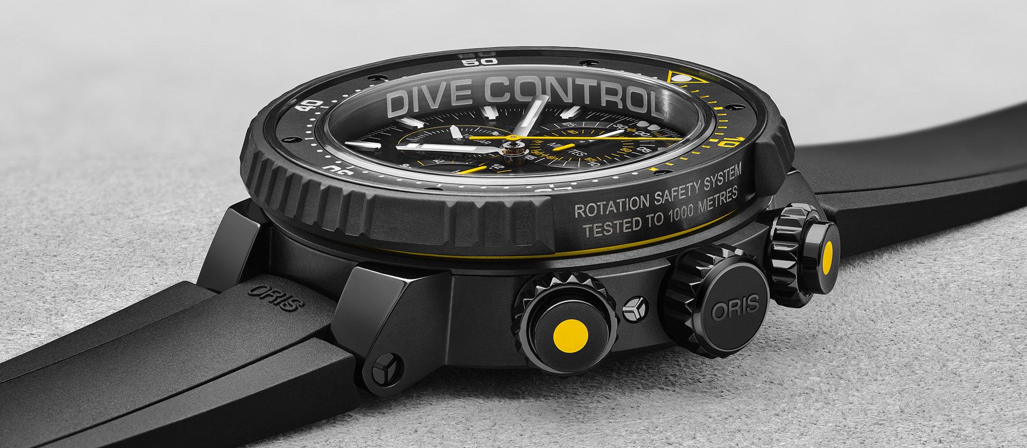 Oris ProDiver Dive Control Limited Edition