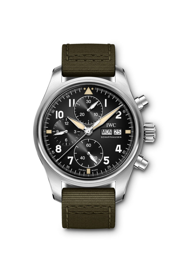 Chronograph Spitfire