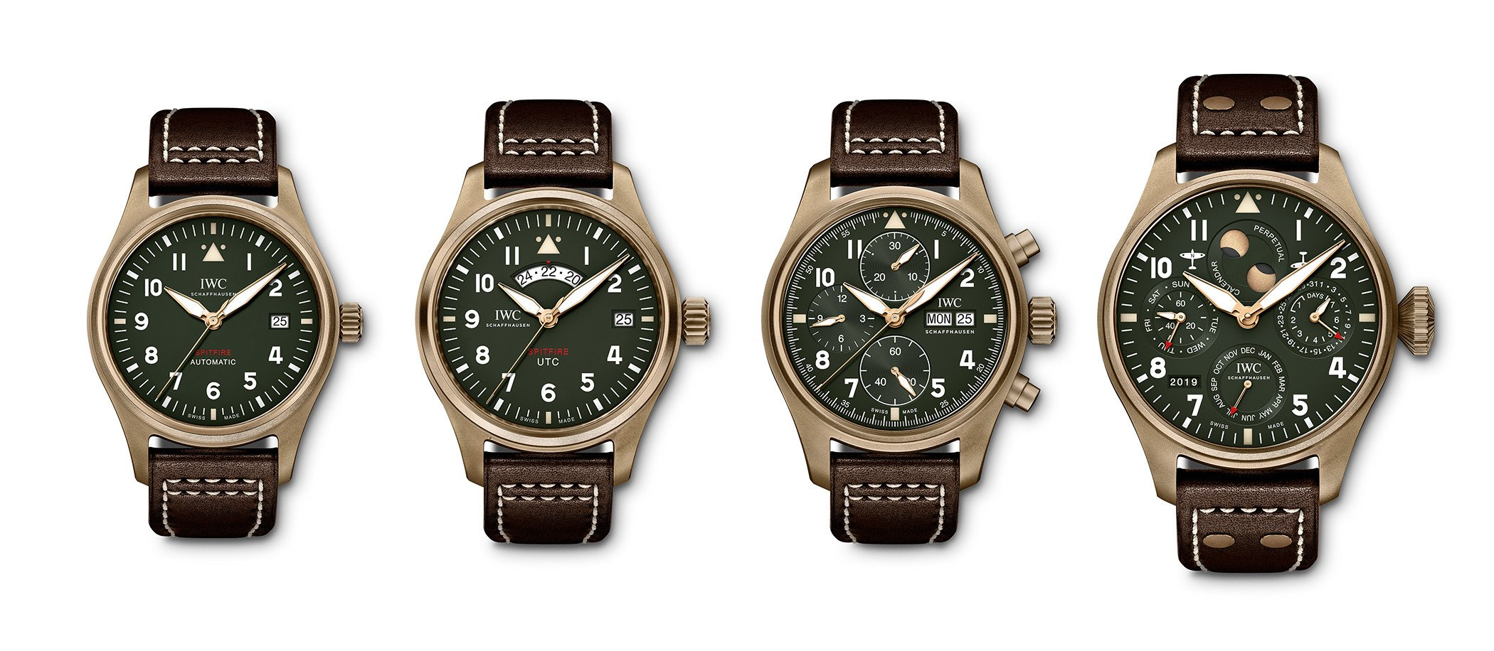 IWC Pilot's Watch Spitfire