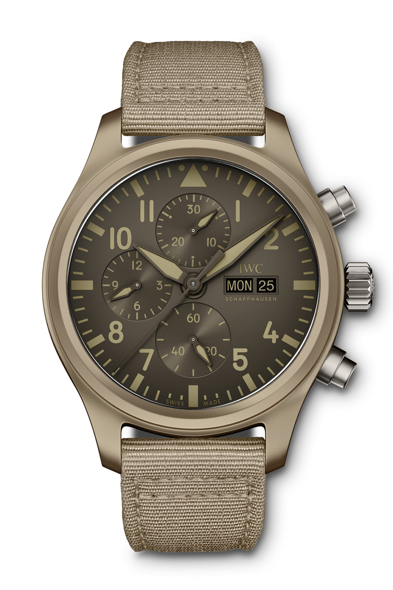 "Pilot's Watch Chronograph TOP GUN Edition ""Mojave Desert"""